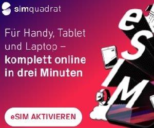 simquadrat Prepaid-eSIM