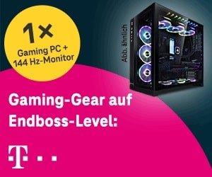 Deutsche Telekom Gaming PC Gewinnspiel