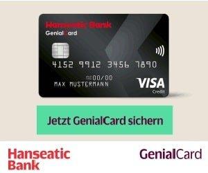 HanseaticBank GenialCard