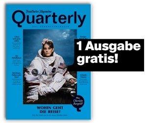 Gratisausgabe Quarterly
