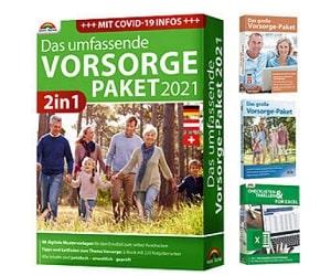 PEARL Vorsorge-Paket 2021