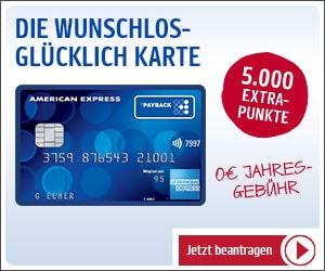 PAYBACK American Express Card