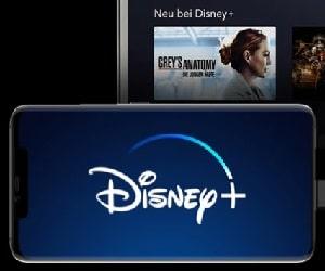 Disney+ Congstar