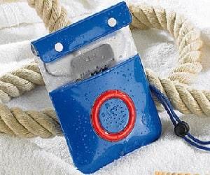 Wasserdichte Lautsprecher-Tasche